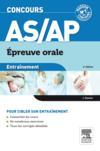 Livres - Concours AS/AP ; épreuve orale (6e édition)