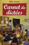 Livres - Carnet de dictes