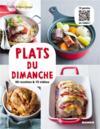 Livres - Les plats du dimanche ; 50 recettes et 15 vidéos