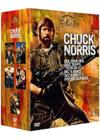 DVD & Blu-ray - Collection Chuck Norris - 5 Dvd