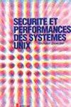 Securite Et Performances Des Systemes Unix