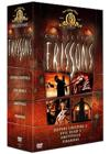 DVD & Blu-ray - Collection Frissons - Coffret 4 Dvd