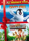 DVD & Blu-ray - Happy Feet + Lucas Fourmi Malgré Lui