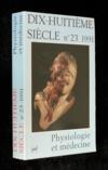 Dix-huitième siècle, n°23 : physiologie et médecine