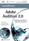 Livres - Video2brain Adobe Audition 2.0. DVD fr Windows ab 98 und Mac OS X10.1
