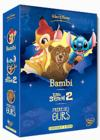 DVD &amp; Blu-ray - Bambi + Lilo &amp; Stitch 2 - Hawa, Nous Avons Un Problme ! + Frre Des Ours