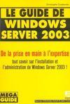 Guide de windows server 2003 (le)