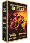 DVD & Blu-ray - Les Plus Grands Films De Guerre - Le Jour Le Plus Long + Tora ! Tora ! Tora ! + Patton + La Ligne Rouge
