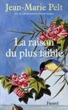 Livres - La raison du plus faible
