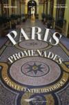Paris ; promenades dans le centre historique