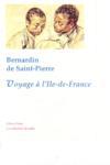 Voyage A L'Ile De France (1773)