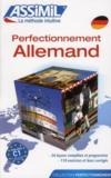 Perfectionnement allemand