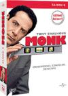 DVD & Blu-ray - Monk - Saison 8