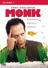 DVD & Blu-ray - Monk - Saison 7