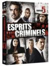 DVD &amp; Blu-ray - Esprits Criminels - Saison 5