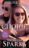 Livres - The Choice movie tie-in*