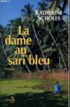 La dame au sari bleu