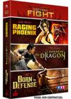 DVD & Blu-ray - Coffret Fight - 3 Dvd