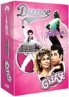 DVD &amp; Blu-ray - Coffret Danse : Grease + La Fivre Du Samedi Soir + Footloose
