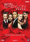 DVD &amp; Blu-ray - Hotel Babylon - Saison 1