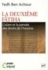 La deuxième Fatiha ; l'islam et la pensée des droits de l'homme