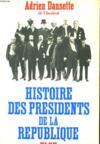 Histoire.Presidents.Republique
