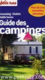 Guide des campings ; caravaning, chalets, mobile homes; plus de 200 nouvelles adresses (édition 2010-2011)