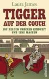 Livres - Tigger auf der Couch