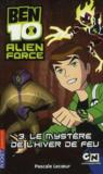 Livres - Alien force t.3 ; le mystre de l'hiver de feu