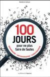 100 jours pour ne plus faire de fautes