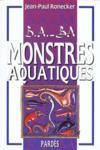 Livres - Monstres aquatiques