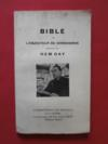 Bible de l'objecteur de conscience