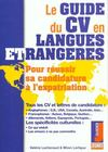 Guide du cv en langues etrangeres 1998  - Collectif - Lachenaud/Lartigue