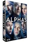 DVD &amp; Blu-ray - Alphas - Saison 1