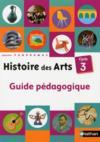 PANORAMAS ; histoire des arts ; guide pédagogique ; cycle 3