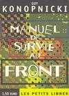 Manuel De Survie Au Front