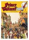 Livres - Prince Valiant t.1 ; 1937-1939 les princes chevaliers