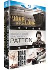 DVD & Blu-ray - Guerre - Coffret 3 Films : Le Jour Le Plus Long + Patton + Tora ! Tora ! Tora !