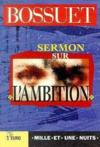 Livres - Sermon sur l'ambition