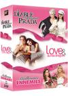 DVD &amp; Blu-ray - Anne Hathaway : Love &amp; Autres Drogues + Le Diable S'Habille En Prada + Meilleures Ennemies