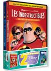 DVD &amp; Blu-ray - Les Indestructibles + Monstres &amp; Cie