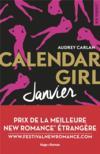 Calendar girl ; janvier