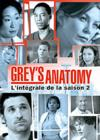 DVD &amp; Blu-ray - Grey'S Anatomy (A Coeur Ouvert) - Saison 2