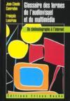 Glossaire Des Termes De L'Audiovisuel
