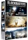 DVD & Blu-ray - Blockbusters - Coffret - Space Battleship + Far Away + The Last Day