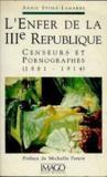 L'enfer de la IIIème République
