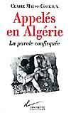 Livres - Les appeles en algerie