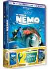 DVD &amp; Blu-ray - Le Monde De Nmo + Monstres &amp; Cie