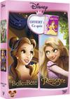 DVD &amp; Blu-ray - Raiponce + La Belle Et La Bte