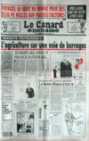 Presse - Canard Enchaine (Le) N°3738 du 17/06/1992